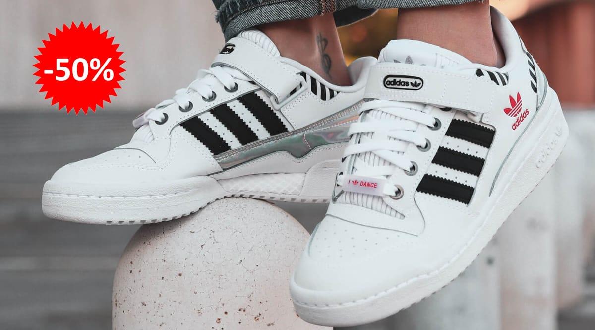 Zapatillas Adidas Originals Forum Low baratas, calzado de marca barato, ofertas en zapatillas chollo