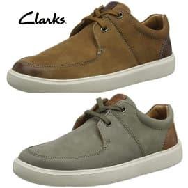 Zapatillas Clarks Cambro Lace baratas, zapatillas de marca baratas, ofertas en calzado