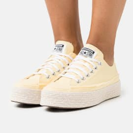 Zapatillas Converse Chuck Taylor All Star Espadrille baratas, calzado de marca barato, ofertas en zapatillas