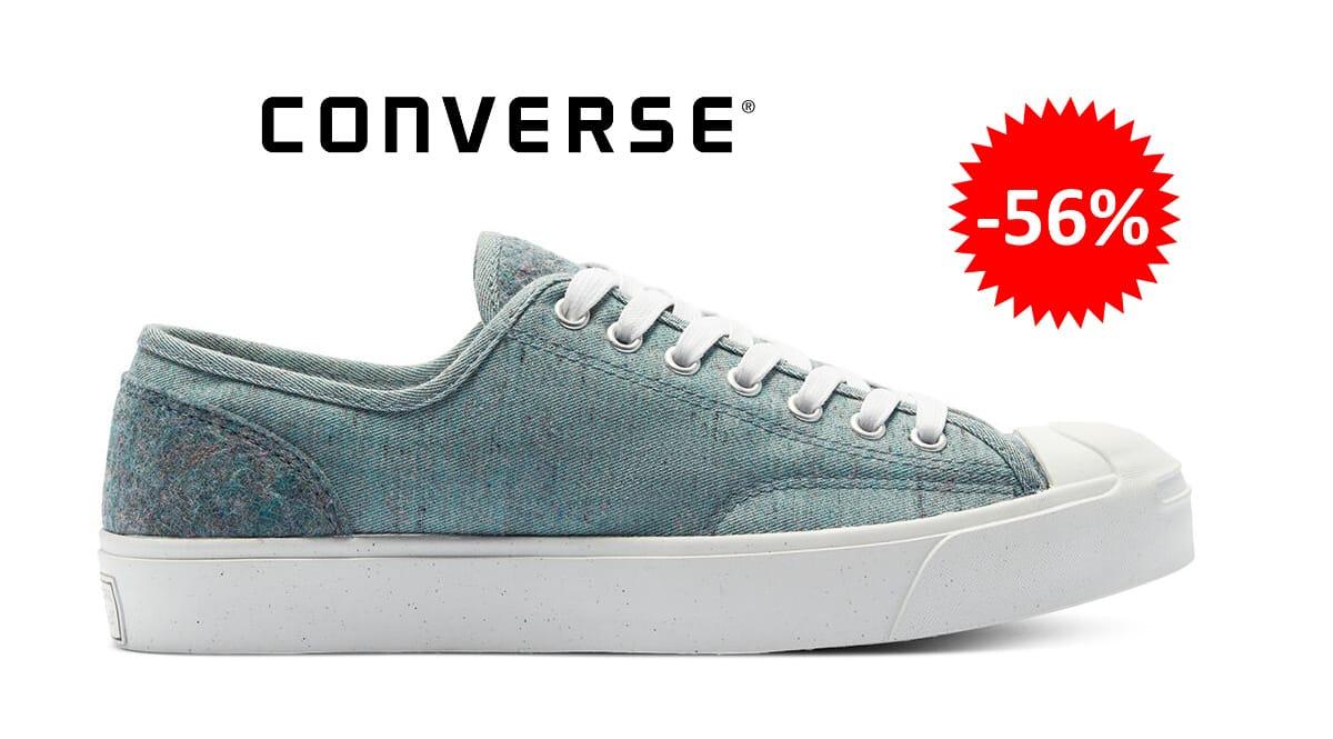 Zapatillas Converse Jack Purcell Ox baratas, calzado de marca barato, ofertas en zapatillas chollo