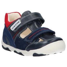 Zapatillas Geox New Balu para niños baratas, calzado de marca barato, ofertas para niños