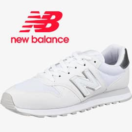 Zapatillas New Balance 500 baratas, calzado de marca barato, ofertas en zapatillas