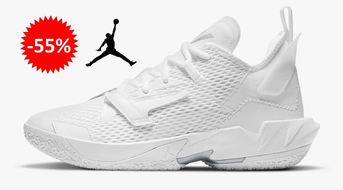 Zapatillas Nike Jordan Why Not Zer0 4 baratas, calzado de marca barato, ofertas en zapatillas chollo