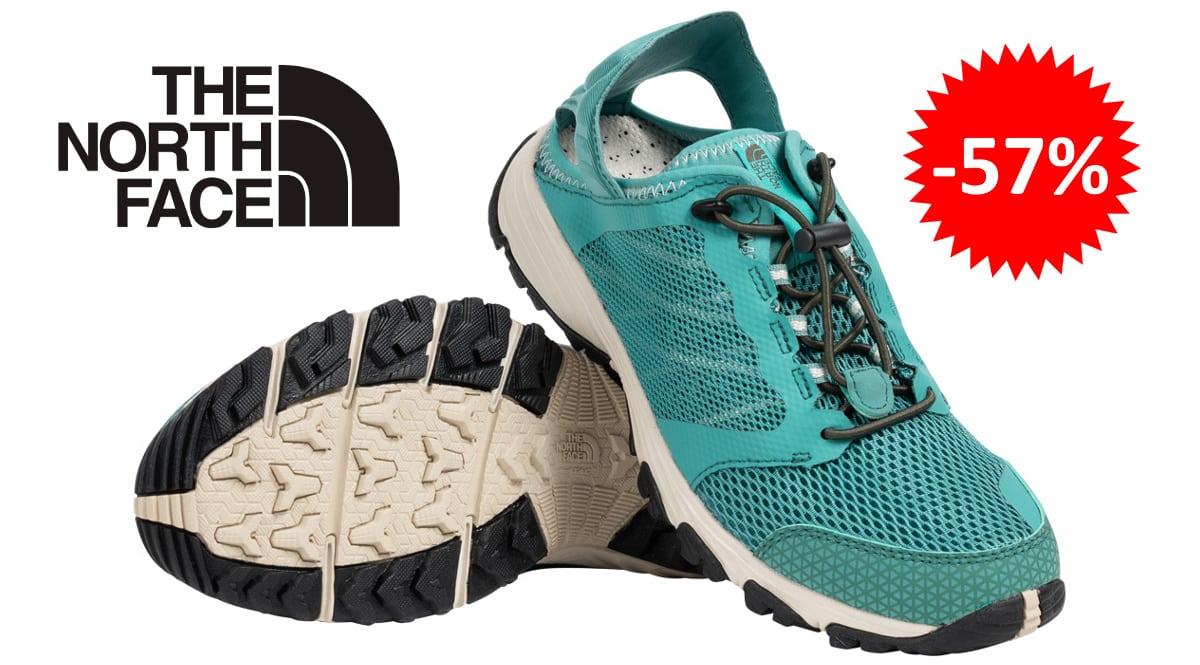 Zapatillas The North Face Litewave Amphibious baratas, calzado de marca barato, ofertas en zapatillas chollo