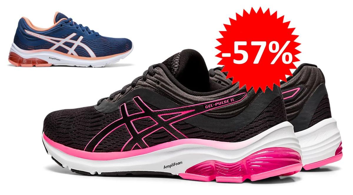 Zapatillas de running para mujer Asics Gel-Pulse 11 baratas. Ofertas en zapatillas de running, zapatillas de running baratas, chollo