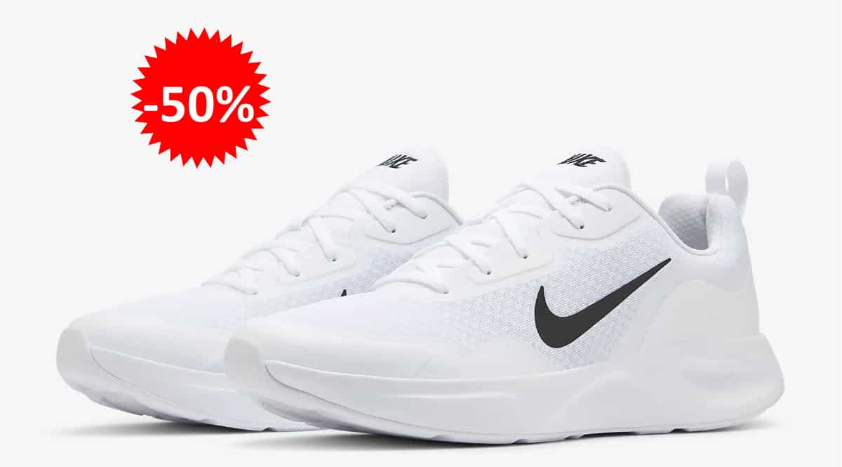 Zapatillas para hombre Nike Wearallday baratas, zapatillas de marca baratas, ofertas en calzado, chollo