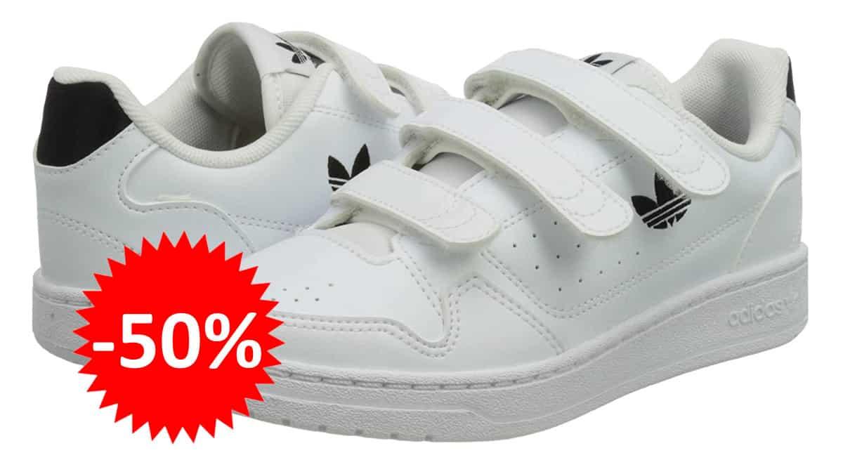 Zapatillas para niños Adidas NY 92 baratas. Ofertas en zapatillas, zapatillas baratas, chollo