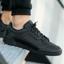 Zapatillas unisex Adidas Continental 80 x Pharrell Williams baratas, calzado de marca barato, ofertas en zapatillas
