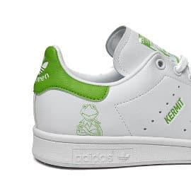Zapatillas unisex Adidas Stan Smith Kermit The Frog baratas, calzado de marca barato, ofertas en zapatillas