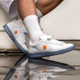 Zapatillas unisex Converse x ROKIT Pro Leather baratas, calzado de marca barato, ofertase en zapatillas