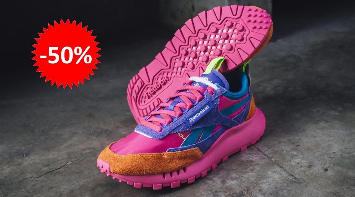 Zapatillas unisex Reebok x Daniel Moon baratas, calzado de marca barato, ofertas en zapatillas chollo