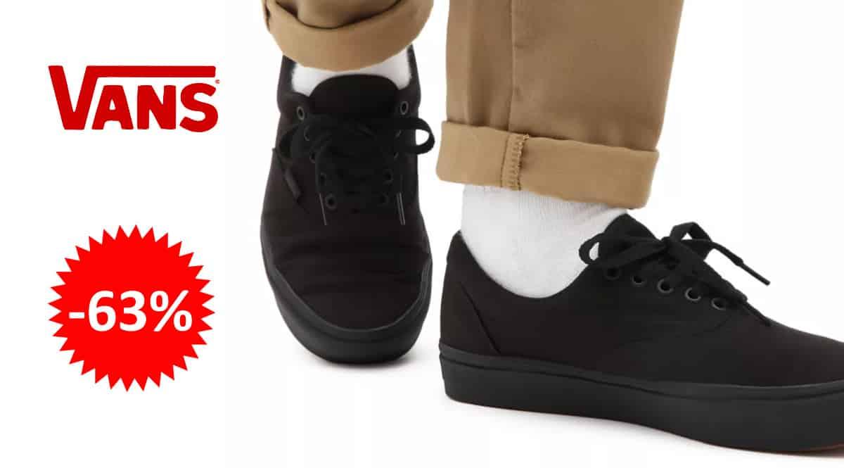 Zapatillas unisex Vans ComfyCush Era baratas, calzado de marca barato, ofertas en zapatillas chollo