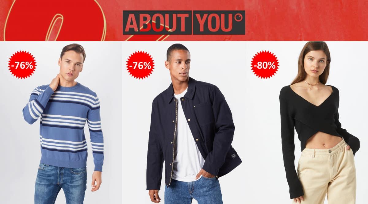 All Season en About You, ropa de marca barata, ofertas en calzado chollo