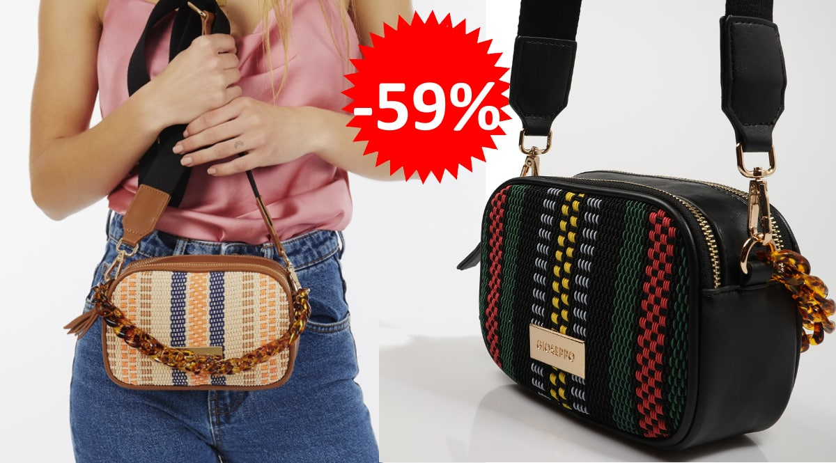 Bolso Gioseppo Madge barato, bolsos de marca baratos, ofertas en bolsos, chollo