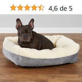 Cama para mascotas Amazon Basics barata, productos para perros baratos, ofertas para mascotas1