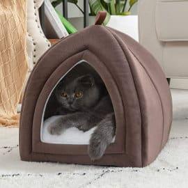 Cama para mascotas Bedsure baratas, camas baratas, ofertas para gatos