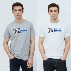 Camiseta Pepe Jeans Gelu barata, camisetas de marca baratas, ofertas en ropa