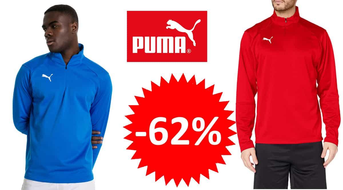 Camiseta deportiva Puma Liga Training barata, camisetas de marca baratas, ofertas en ropa, chollo