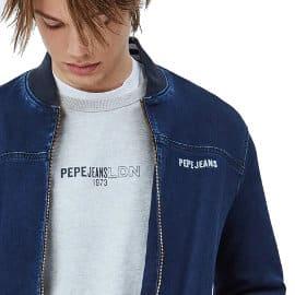 Cazadora vaquera Pepe Jeans Ted barata, ropa de marca barata, ofertas en chaquetas