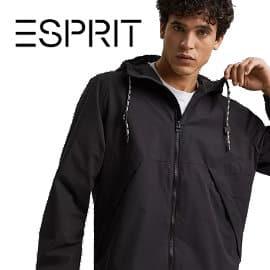 Chaqueta de entretiempo Esprit barata, ropa de marca barata, ofertas en chaquetas