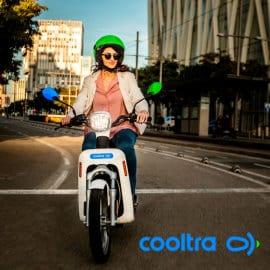 Código descuento Cooltra, alquiler de motos barato, ofertas en alquiler de motos