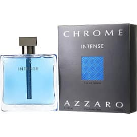Colonia para hombre Azzaro Chrome intense barata, colonias de marca baratas, ofertas en belleza