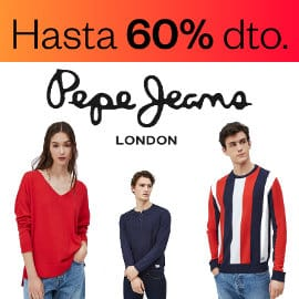 Jerseis y sudaderas Pepe Jeans baratos, ropa de marca barata, ofertas en jerseis