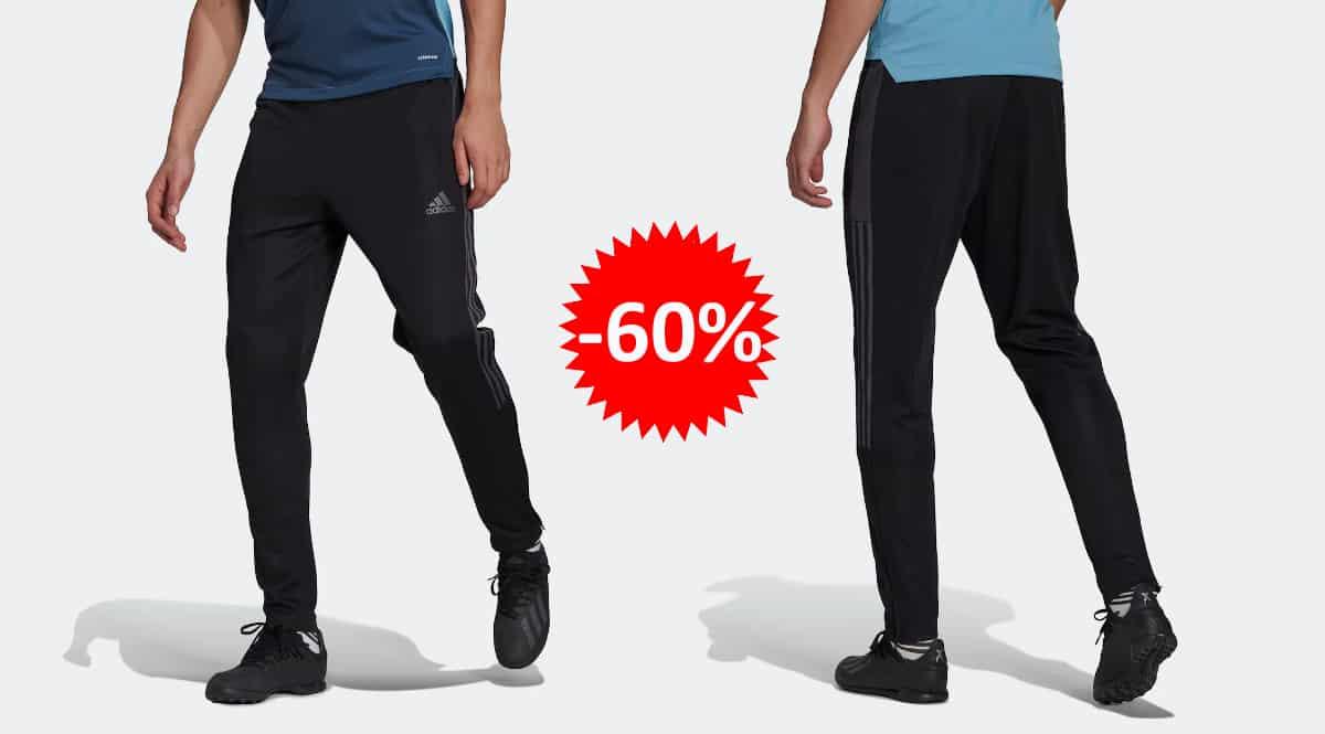 PAntalón Adidas Tiro barato, pantalones de marca baratos, ofertas en ropa, chollo