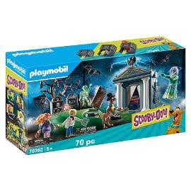 Playmobil Scooby-Doo Aventura en el Cementerio barato, juguetes baratos, ofertas para niños