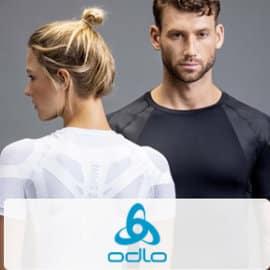 Ropa deportiva Odlo barata, ropa de deorte de marca barata, ofertas en ropa