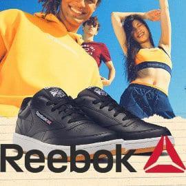 Ropa y calzado Reebok barato, ofertas en ropa de marca, zapatillas baratas