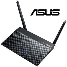 ¡Precio mínimo histórico! Router inalámbrico Asus RT-AC51U sólo 17.90 euros. 55% de descuento.