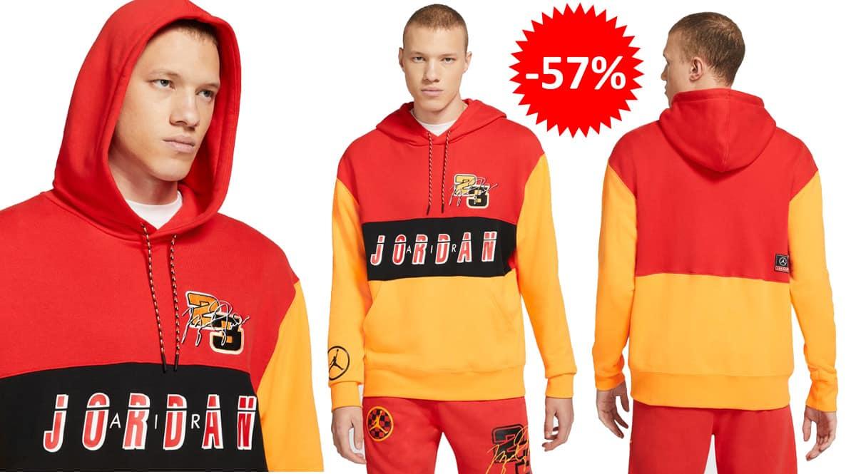 Sudadera Jordan Sport DNA barata, ropa de marca barata, ofertas en sudaderas chollo
