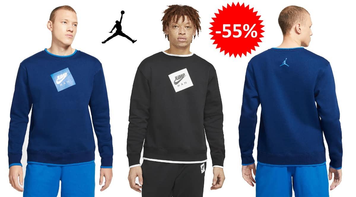 Sudadera Nike Jordan Jumpman Classics barata, ropa de marca barata, ofertas en ropa chollo
