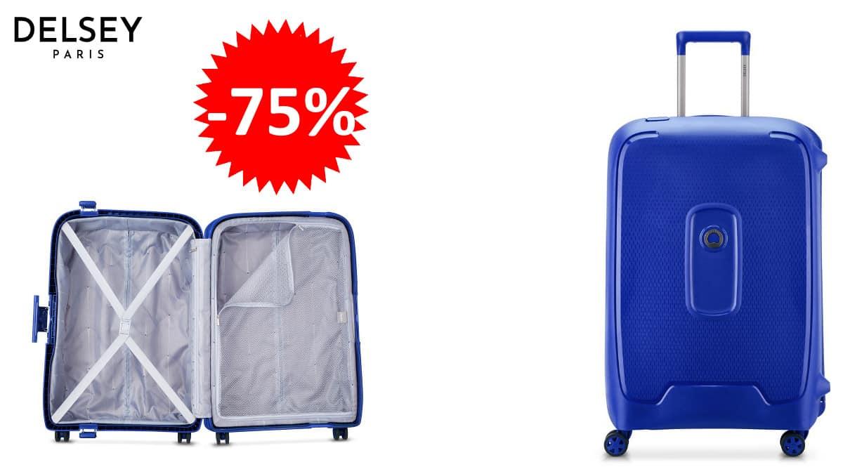 Trolley Delsey Moncey barato, maletas de marca baratas, ofertas equipaje, chollo