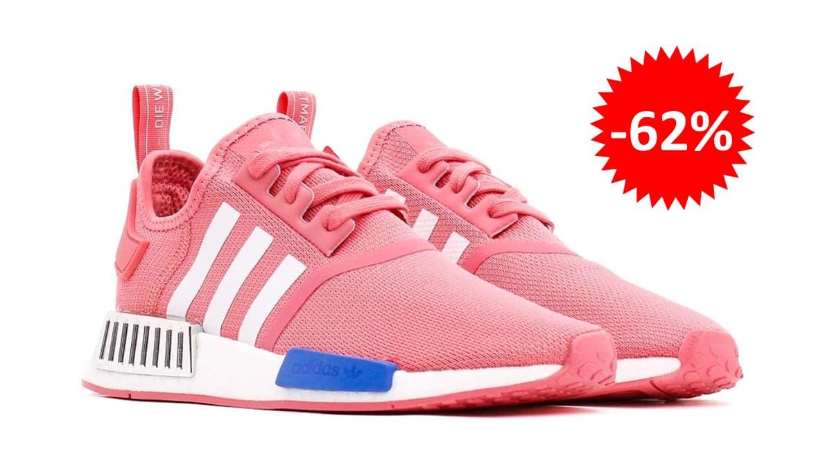 Zapatillas Adidas NMD_R1 para mujer baratas, calzado de marca barato, ofertas en zapatillas chollo