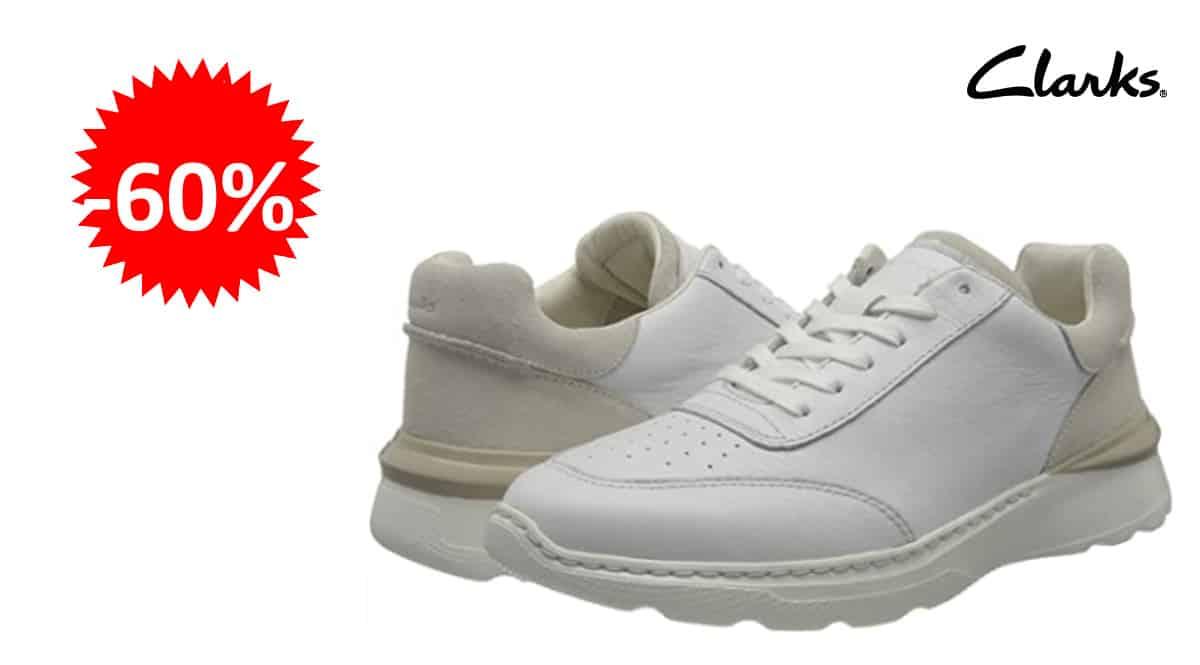 Zapatillas Clarks Sprint Lite Lace baratas, zapatillas de marca baratas, ofertas en calzado, chollo
