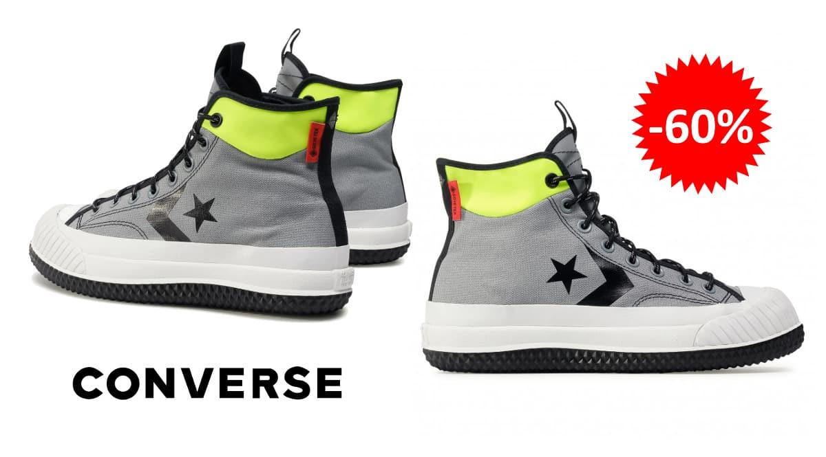 Zapatillas Converse Bosey MC Gore-Tex baratas, calzado de marca barato, ofertas en zapatillas chollo