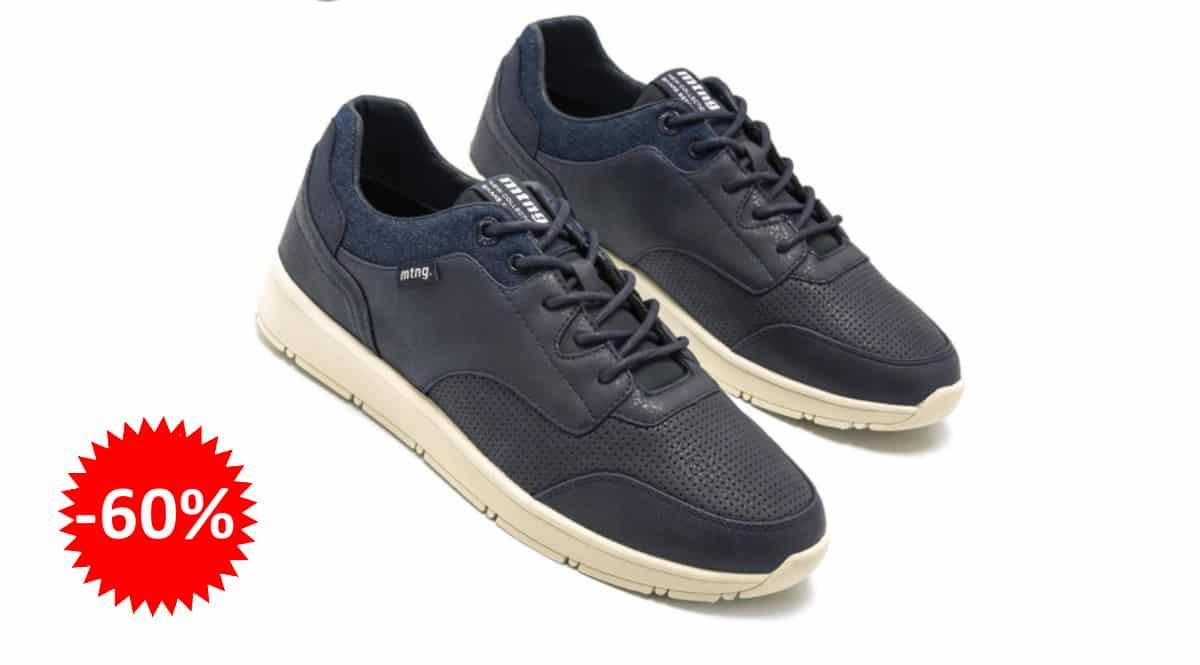 Zapatillas Mustang Baltimore baratas, zapatillas de marca baratas, ofertas en calzado, chollo