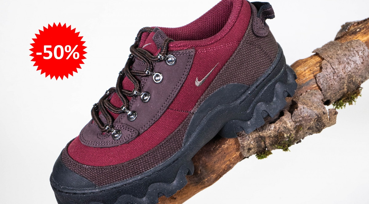 Zapatillas Nike Lahar Low baratas, calzado de marca barato, ofertas en zapatillas chollo