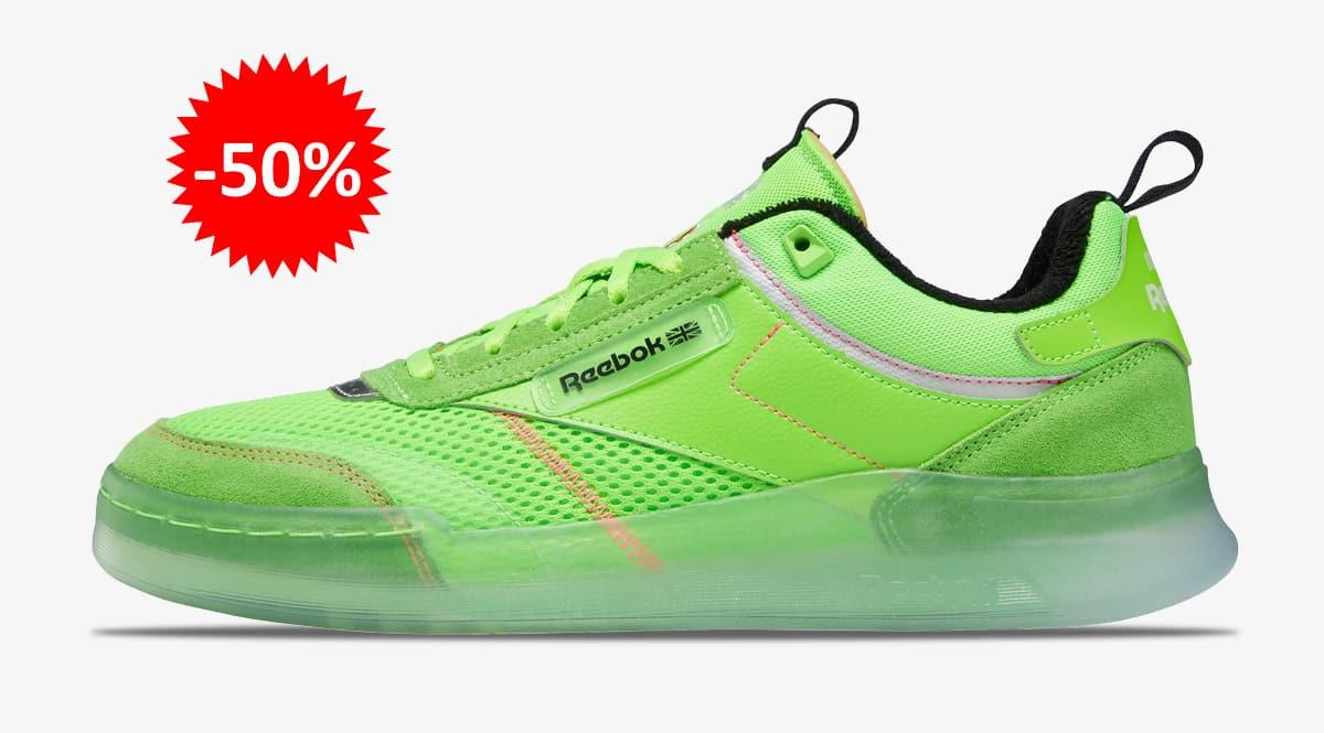 Zapatillas Reebok x Daniel Moon Club Legacy baratas, calzado de marca barato, ofertas en zapatillas chollo