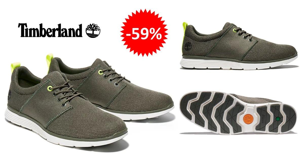 Zapatillas Timberland Oxford Killington baratas, calzado de marca barato, ofertas en zapatillas chollo
