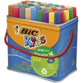 48 rotuladores BIC Kids Visacolor XL baratos. Ofertas en material escolar, material escolar barato