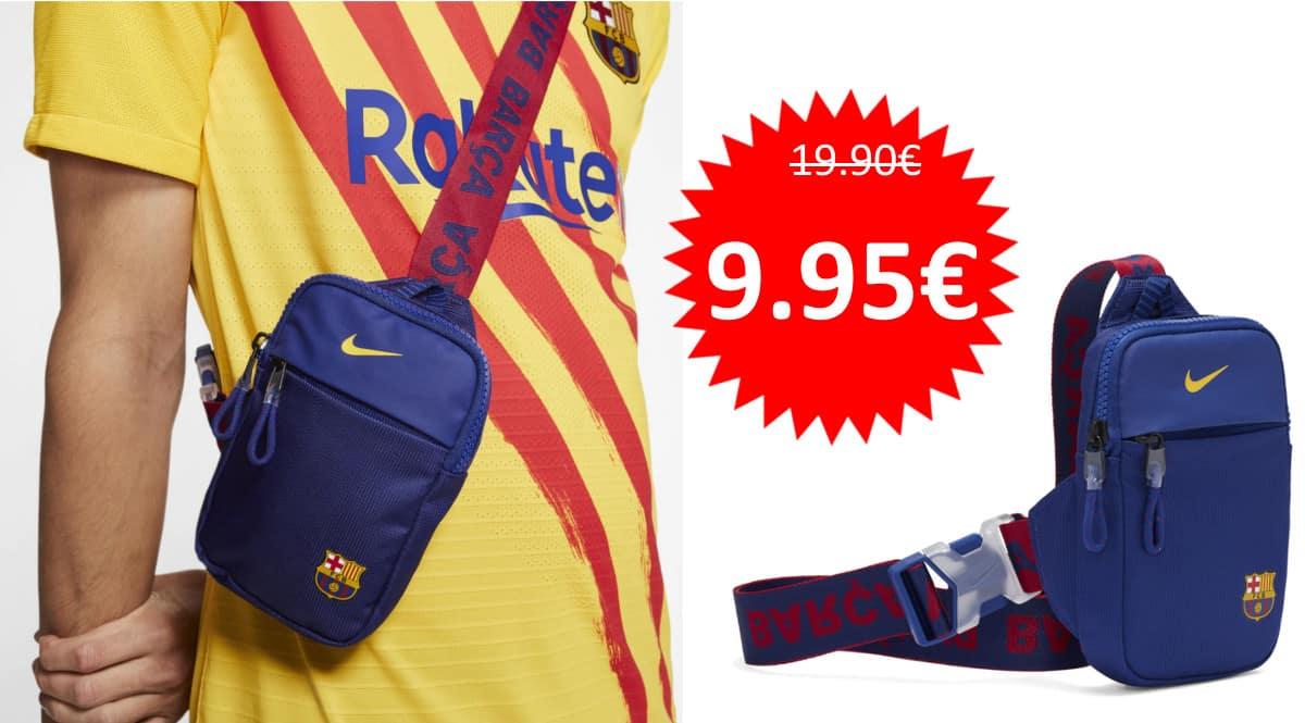 Bolsa bandolera Nike FC Barcelona Stadium barata. Ofertas en bolsas, bolsas baratas,chollo