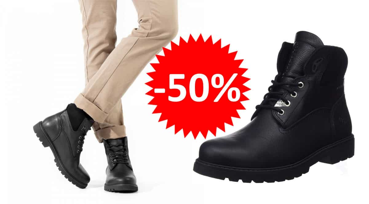 Botas Panama Jack Amur GTX baratas. Ofertas en calzado de marca, calzado de marca barata, chollo