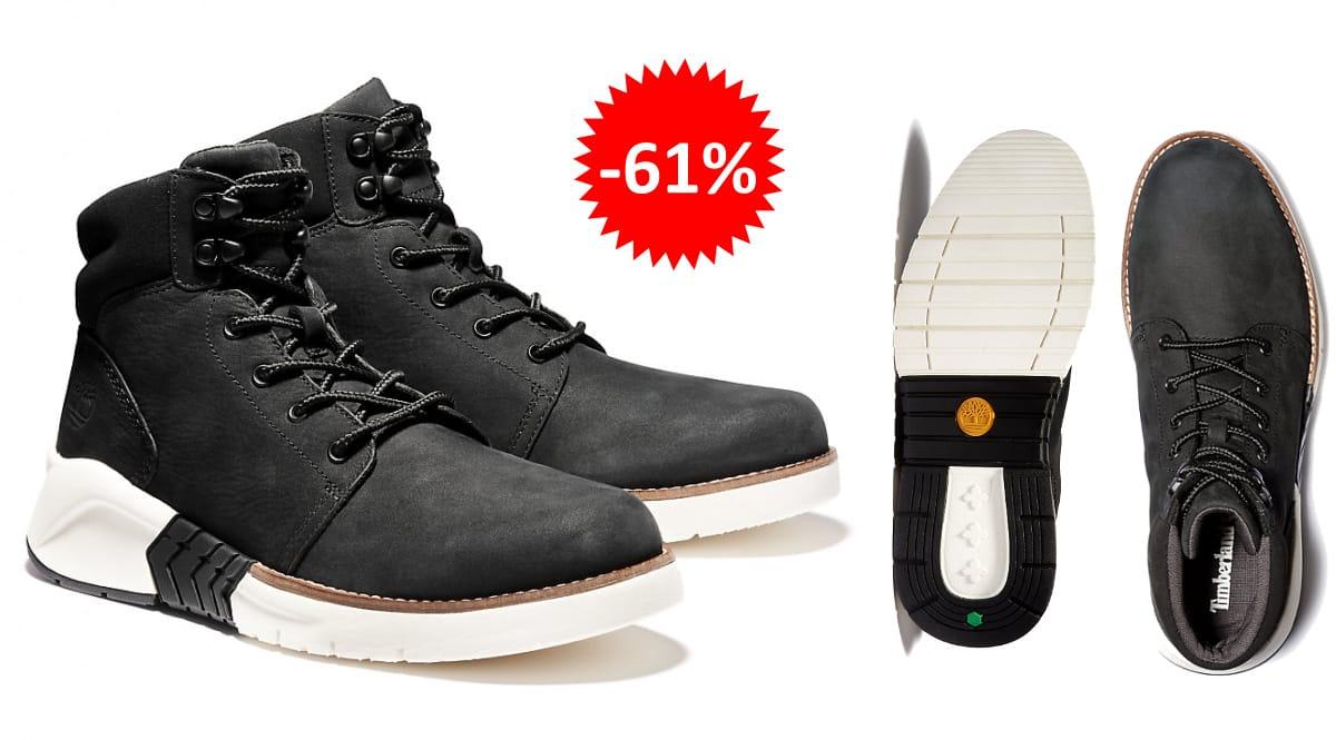 Botas Timberland MTCR Plain Toe baratas, calzado de marca barato, ofertas en botas chollo