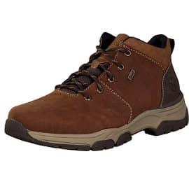Botas de piel Rieker para hombre, botas de piel de marca baratas, ofertas en calzado
