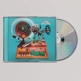 ¡Precio mínimo histórico! CD Gorillaz – Song Machine, Season 1: Strange Timez sólo 8.95 euros. 50% de descuento.