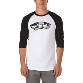 Camiseta para hombre Vans Otw Raglan barata, camisetas de marca baratas, ofertas en ropa