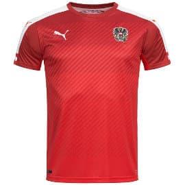 Camiseta para niños Puma selección de Austria barata, ropa de marca barata, ofertas para niños